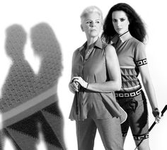 DANY FAY GOLF COUTURE - Designer Fashion Golf Clothing - DANY FAY GOLF COUTURE   The new brand for golf fashion Couture Mode, Couture Fashion, Collection 2017, Online Collections, Golf Fashion, Golf Outfit, Ladies Golf, Luxury Branding, Sportswear