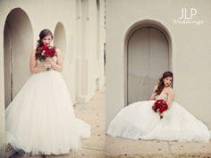 Shot this beautiful bridal session in Waco, Texas just a few days ago!  Photo courtesy of JennaLeighWeddings.com