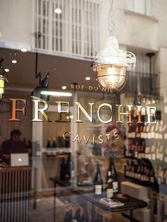 Content Design Lab - Frenchie Re-Branding - étapes: Window Signs, Restaurant Branding, Design Lab, Graphic Design, Table Decorations, Content, Exterior, Restaurants, Retail