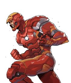Iron Man - Hicham Habchi