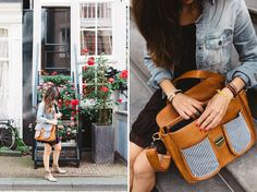 Camera bag Purse Organization, Organizing, How To Make Decorations, Wedding Destination, Pretty People, Saddle Bags, Amsterdam, Totes, Purses