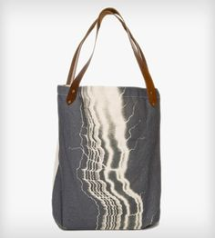 Lightning Tote Bag | Women's BAGS & ACCESSORIES | Fluffy Co. | Scoutmob Shoppe | Product Detail