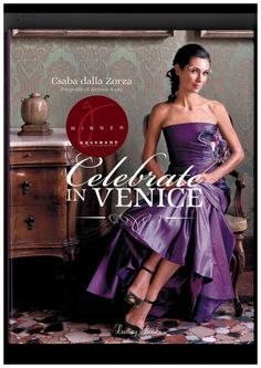 Celebrate in Venice _ winner, best entertaining book ITALY 2012
