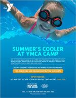 Safe weekly summer day and specialty camps for preschool kids to teens at YMCA in Flatbush, Brooklyn. Children participate in sports, NYC field trips, science, and arts activities. Day Camp, Art Activities, Summer Days, Flyer Design, Preschool, Boards, Swimming, Camping, Science