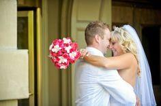 Danielle and Tyler - Vegas Flare Wedding Flowers Photos on WeddingWire