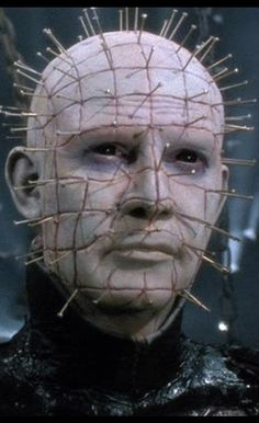 Hellraiser Doug Bradley Pinhead the Lead Cenobite