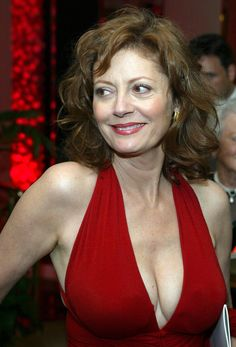 Susan Sarandon - I just want to dive in there