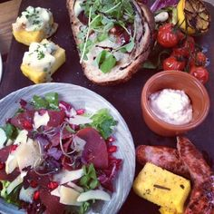 Dining Beyond Zone 1: Frizzante At Hackney City Farm