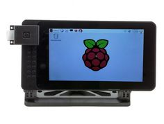 ModMyPi | SmartiPi Touch Case for the Official Raspberry Pi Display