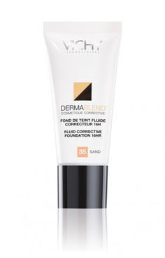 Vichy Dermablend Foundation Review  -