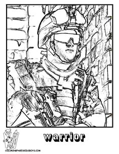 soldier coloring pages for kids | 8 Best Military Vehicles Coloring Pages images | Coloring ...