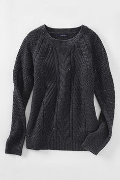 Lands' End Women's Lofty Blend Cable Sweater Fall trends 2019 Lands' End Women's Lofty Blend Cable Sweater Fall trends The post Lands' End Women's Lofty Blend Cable Sweater Fall trends 2019 appeared first on Sweaters ideas. Fall Sweaters, Sweaters For Women, Classic Sweaters, Boho Bluse, Cable Sweater, Men Sweater, Sweater Shop, Tunic Sweater, Pullover Sweaters