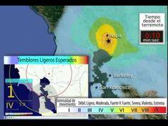 ShakeAlert: Alerta Temprana de terremoto (en Espanol)