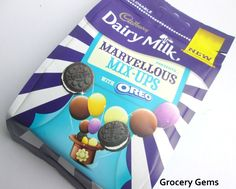 Grocery Gems: Review: Cadbury Dairy Milk Marvellous Mix Ups with Oreo (written by Mr. Grocery Gems!)*