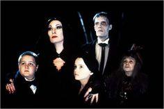 La Famille Addams : Photo Anjelica Huston, Barry Sonnenfeld, Christina Ricci, Jimmy Workman, Judith Malina