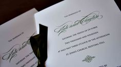 wikiHow to Make Wedding Invitations -- via wikiHow.com