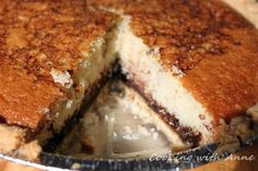 Amish Funny Cake   My grandmother had this recipe and I lost it.  This breakfast cake is a blast from my past,