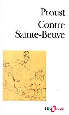 Couverture Contre Sainte-Beuve