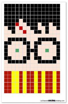 Le pixel art est un ensemble de carré formant une image -jenny et cyril