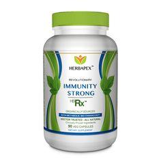 #ImmunityStrong HBRX: Boost #Immunity & #LongevitySystem