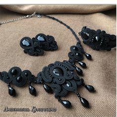 Soutache Jewelry, Painted Shoes, Instagram, Anastasia, Bead, Handmade, Jewellery, Embroidery, Videos