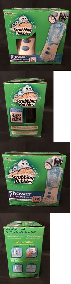 Cleaning Products 20605: Scrubbing Bubbles Shower Automatic Cleaner New  Opened Box  U003e BUY IT