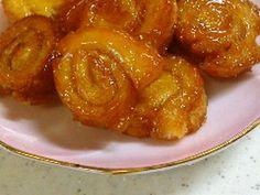 超簡単☆食パンの耳DEミニクイニーアマンの画像
