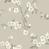 Buy Putty John Lewis Cherry Blossom Wallpaper from our Wallpaper range at John Lewis. Free Delivery on orders over August Wallpaper, Bold Wallpaper, Background Hd Wallpaper, Tree Wallpaper, Wallpaper Online, Kids Wallpaper, Fabric Wallpaper, Bokeh Background, Bedroom Wallpaper