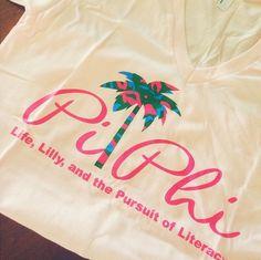 Pi Beta Phi and Lilly Pulitzer #piphi #pibetaphi