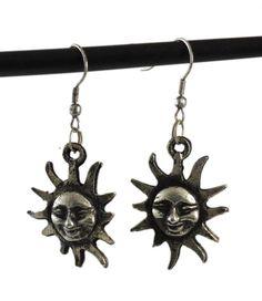 A Pair of Unique & Costume Fashion Jewelry Hook Earrings EAR-806 #Handmade #DropDangle
