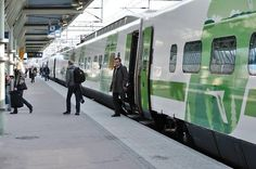 Vantaa, juna