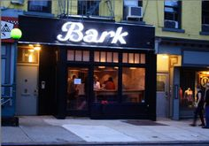 Photo 163 of 216 for Bark Hot Dogs - Brooklyn, NY Organic Hot Dogs, New York Eats, Brooklyn Bridge Park, Great Coffee, Dog Park, Portland Oregon, Dog Photos, Central Park, Nyc