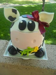 Cow party:) too cute!