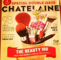 xosherrylynnxo loves the beauty tips in our September Issue #chatcovers