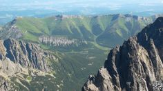 Vysoké Tatry The Good Place, Mountains, Places, Nature, Travel, Naturaleza, Viajes, Destinations, Traveling
