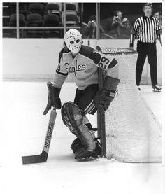 Salt Lake Golden Eagles Goalie Masks | ... Page :: Vintage Mask Discussion :: Salt Lake Golden Eagles | Runboard