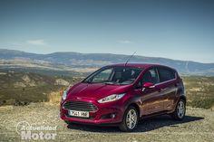 Prueba Ford Fiesta 1.6 TDCI 95 CV, motor, conducción y consumos - http://www.actualidadmotor.com/2013/10/11/prueba-ford-fiesta-1-6-tdci-95-cv-motor-conduccion-consumos/