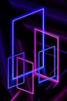 Geometric lines cool neon gorgeous background poster Neon Wallpaper, Graphic Wallpaper, Line Background, Background Images, Instalation Art, Neon Backgrounds, Neon Design, Fractal, Geometric Lines