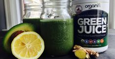 Lower Cortisol and Boost Weight Loss Efforts Naturally with Organifi Green Smoot. - Lower Cortisol and Boost Weight Loss Efforts Naturally with Organifi Green Smoothies - Smoothie Legume, Juice Smoothie, Fruit Juice, Enrique Iglesias, Cortisol, Detox Drinks, Healthy Drinks, Detox Juices, Healthy Recipes