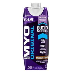 Cheap EAS Myoplex Original Ready-To-Drink Protein Shake Chocolate Fudge 16.9 oz 4 count (Pack of 3) https://10healthyeatingtips.net/cheap-eas-myoplex-original-ready-to-drink-protein-shake-chocolate-fudge-16-9-oz-4-count-pack-of-3/