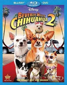 The Chihuahuas are back, and still barking in this sequel to the hit comedy that proved dogs have a lot on their minds. When Chloe gives birth to a litter of pups, Papi works hard to adjust to the rig