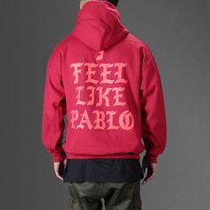I feel Like Ye Pablo hoodie