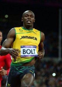 JO of London 2012 - Usain Bolt