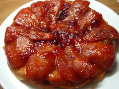 The Quince Tree ..quince tarte tatin