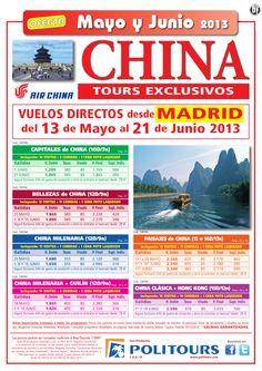 CHINA Bellezas, salidas del 1 al 15/06 desde Madrid (12d/9n) p.f. 2.270€ - http://zocotours.com/china-bellezas-salidas-del-1-al-1506-desde-madrid-12d9n-p-f-2-270e/