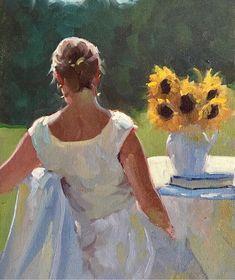 """Medium:Oil on Canvas Size:16"""" x 12"""" Availability:Available #OilPaintingOnCanvas"""