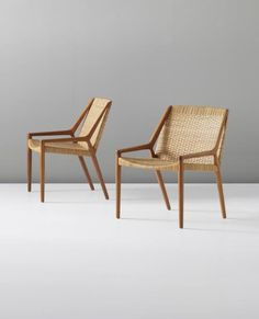 View Lounge chairs pair by Ejnar Larsen and Aksel Bender Madsen on artnet. Browse upcoming and past auction lots by Ejnar Larsen and Aksel Bender Madsen. Rattan Furniture, Plywood Furniture, Vintage Furniture, Modern Furniture, Home Furniture, Furniture Design, Futuristic Furniture, Furniture Market, Luxury Furniture