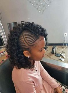 Crochet braids for kids hairstyles black women Ideas for 2019 Kids Crochet Hairstyles, Baby Girl Hairstyles, Kids Braided Hairstyles, Crochet Hair Styles, Black Hairstyles, Black Little Girl Hairstyles, Teenage Hairstyles, Gorgeous Hairstyles, Hairstyles Pictures
