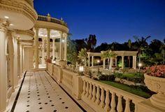 chateau dor bel air!!! Love the patio!