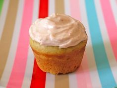 Delicious PB&J muffins. I have had them once and its the perfect amount of sweet. Super yummy!!